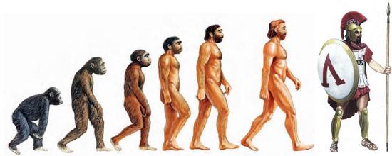 evolucion-mono-espartano