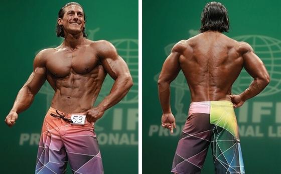 Sadik Hadzovic Subcampeon Pro Men´s Physique