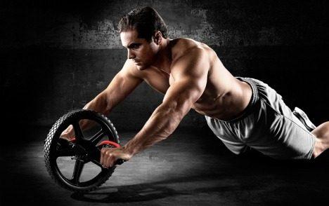 como utilizar rueda abdominal